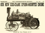 Early Side Crank spring mounted Case steam engine 1898.jpg